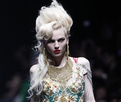 """""""Момичето"""" от света на модата"""