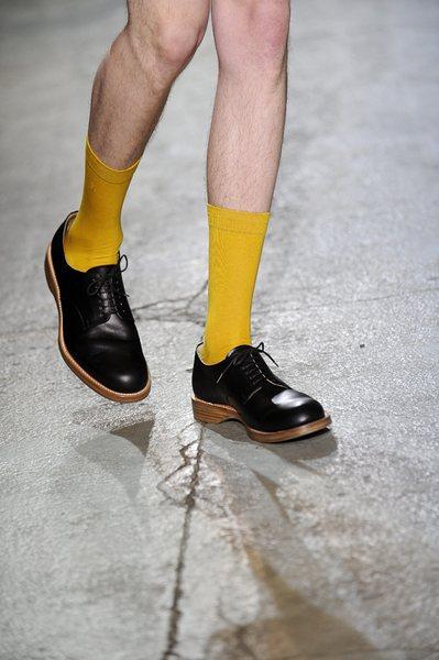 Чорапът на показ
