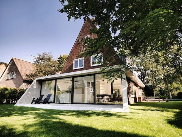 Новата архитектура – в топла връзка с миналото