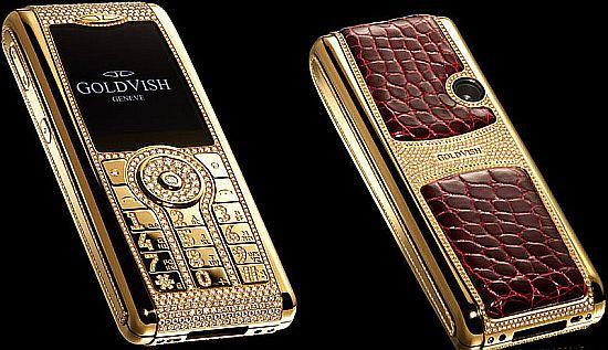 Най-скъпият телефон заслужава името си
