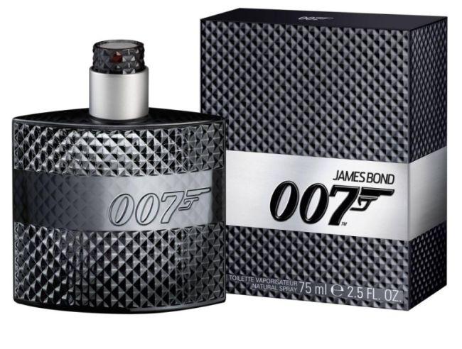 007 се сдоби със собствено ухание за юбилея