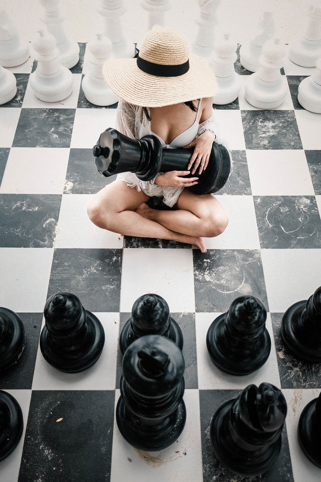 Мъжът, който ме научи да играя шах