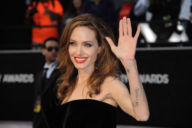 Жените-марки: Анджелина Джоли