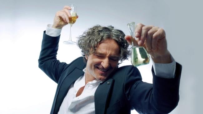 Горан Брегович ни предлага шампанско