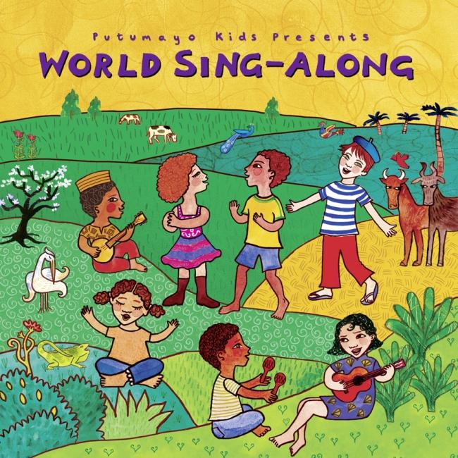 Мелодични песни от цял свят