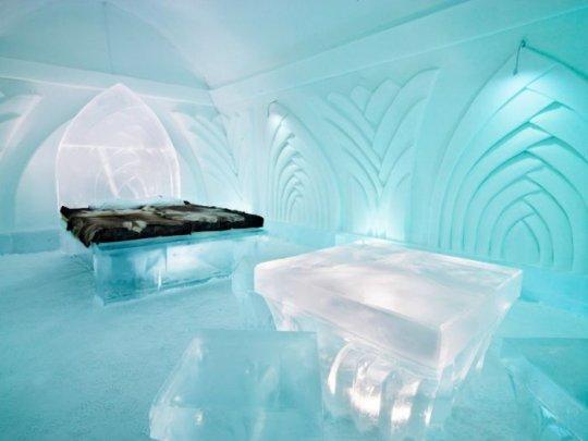 Ледените хотели – новият туристически хит