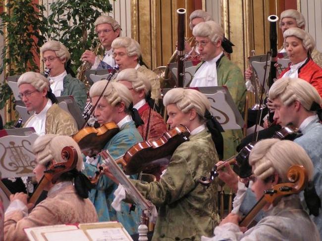 Коледни концерти с Моцартовия оркестър от Виена