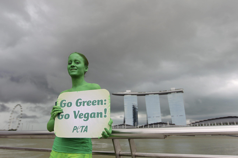 Зелено настроение, а не диета