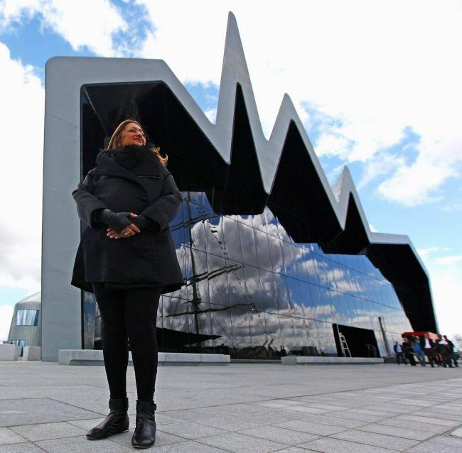 Алхимикът на архитектурата – Заха Хадид