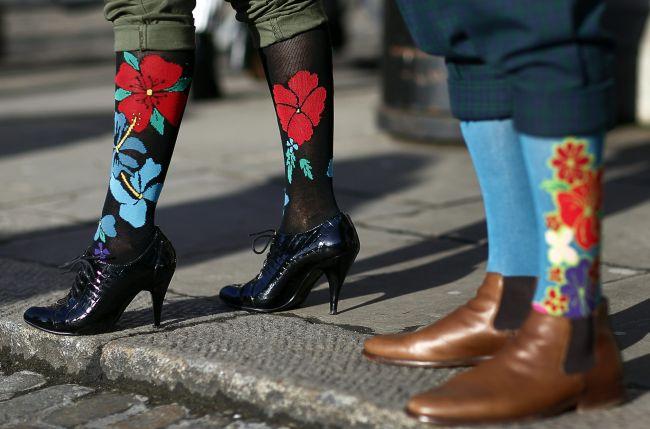 <!--:bg-->Стилът на модните гости в Лондон<!--:-->