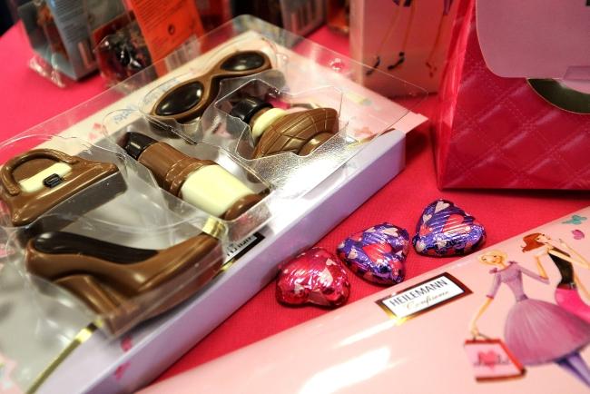 Искам шоколад!