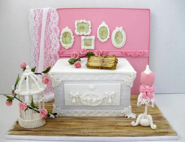 Мина Бакалова – художникът на торти