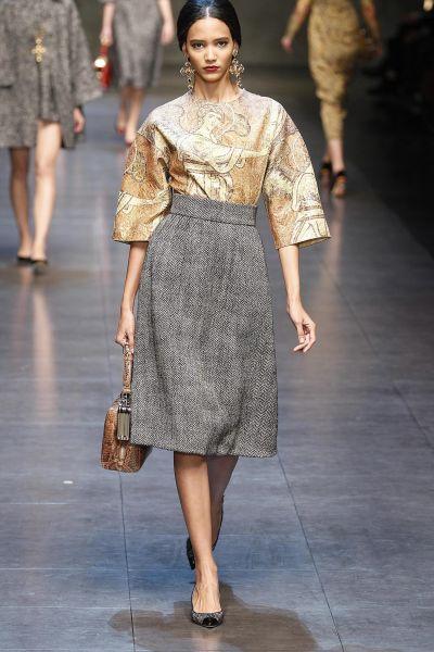 <!--:bg-->Dolce&Gabbana пренасят зимата в древна Византия<!--:-->