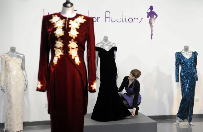 <!--:bg-->Пореден търг за рокли на Принцеса Даяна<!--:-->