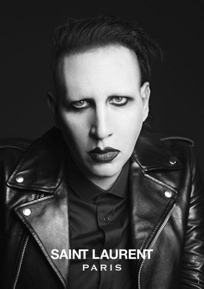 <!--:bg-->Мерилин Менсън в кампания на Saint Laurent Paris<!--:--><!--:en-->Marilyn Manson in a campaign for Saint Laurent Paris<!--:-->