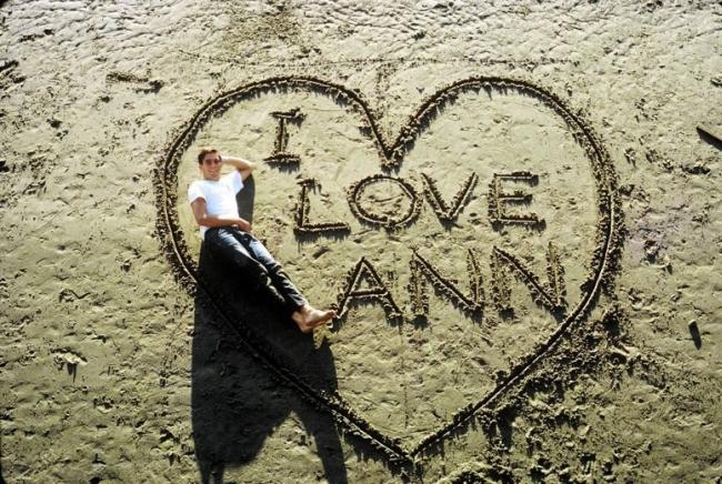 Любов на разминаване
