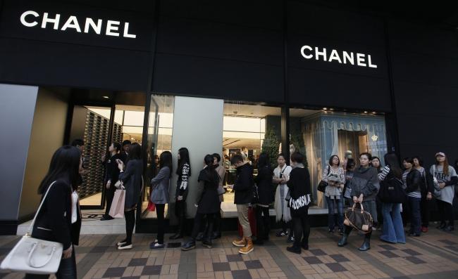 <!--:bg-->Chanel изпревари Louis Vuitton в Китай<!--:-->