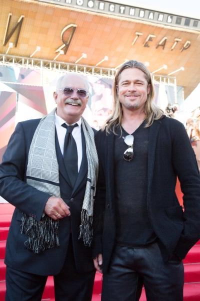 <!--:bg-->Брад Пит откри 35-тото издание на Московския филмов фестивал<!--:-->