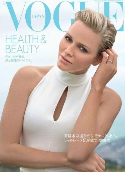 <!--:bg-->Шарлийн блесна на корицата на VOGUE<!--:--><!--:en-->Charlene glosses VOGUE's cover<!--:-->