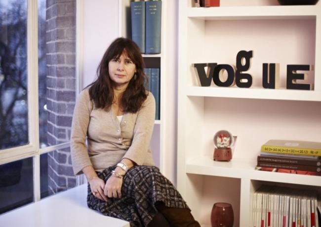 Eдна земна жена, която живее в света на Vogue