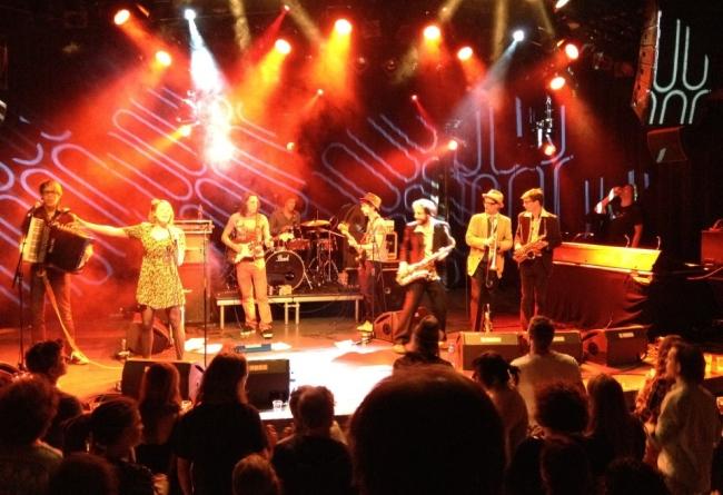Холандци подгряват джаз феста в Лозенец