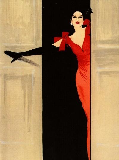 Рене Грюо – великият илюстратор