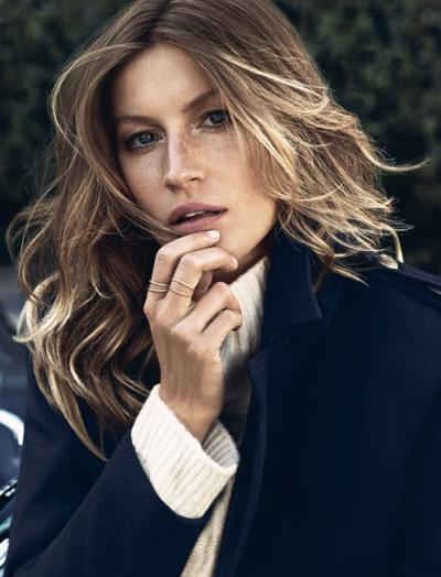 <!--:bg-->Жизел Бюндхен отново се снима за H&M<!--:-->