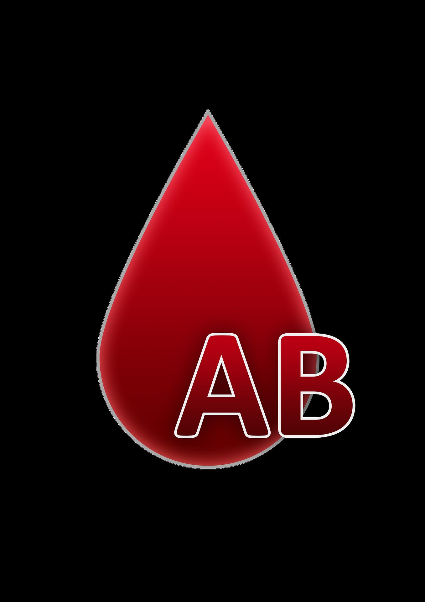 Хранене според кръвна група АB