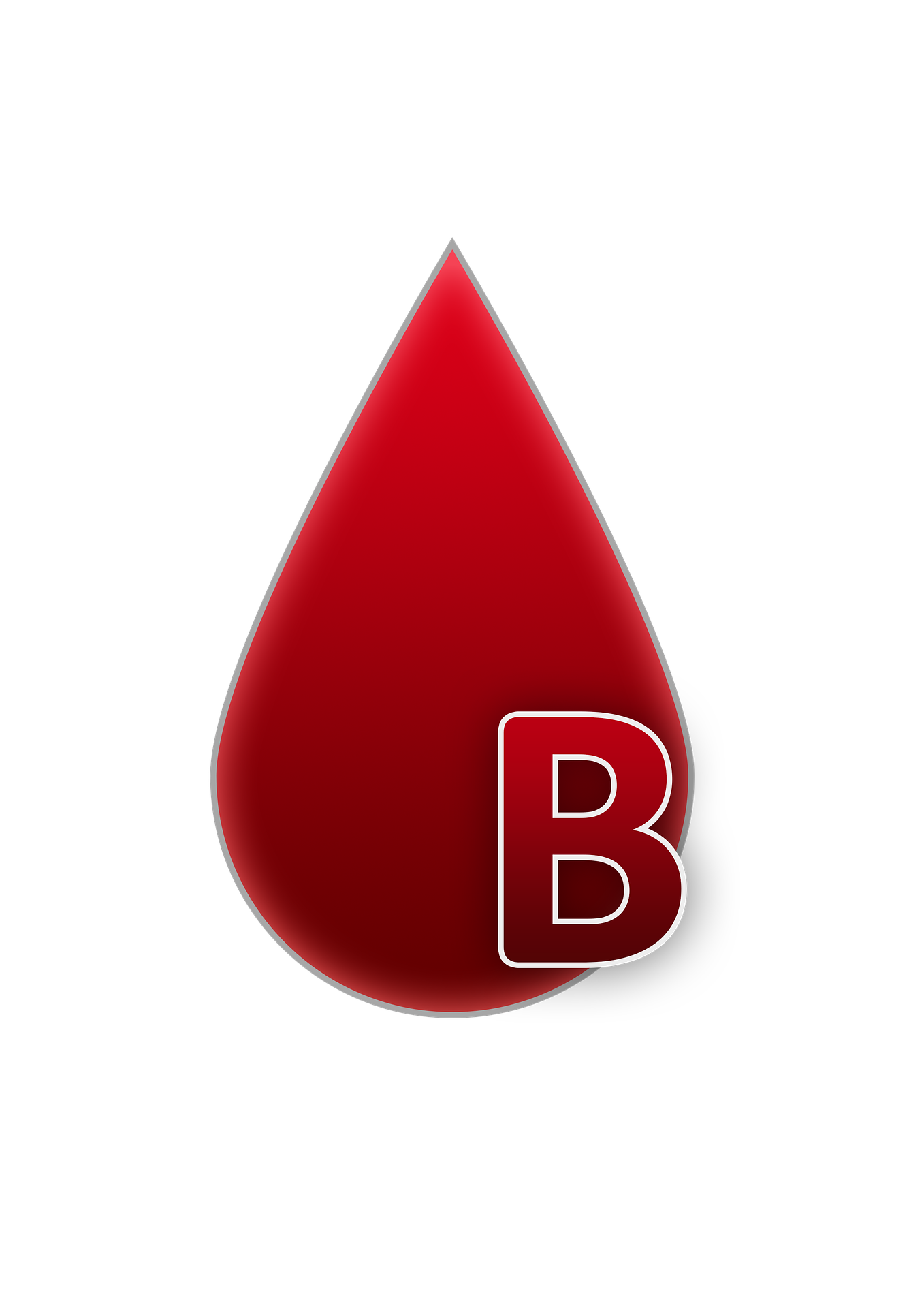 Хранене според кръвна група  B