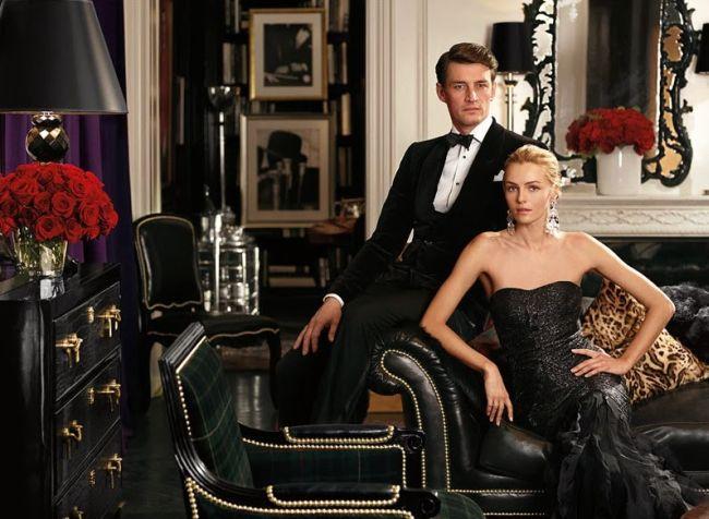 Висша мода в интериора: Ralph Lauren