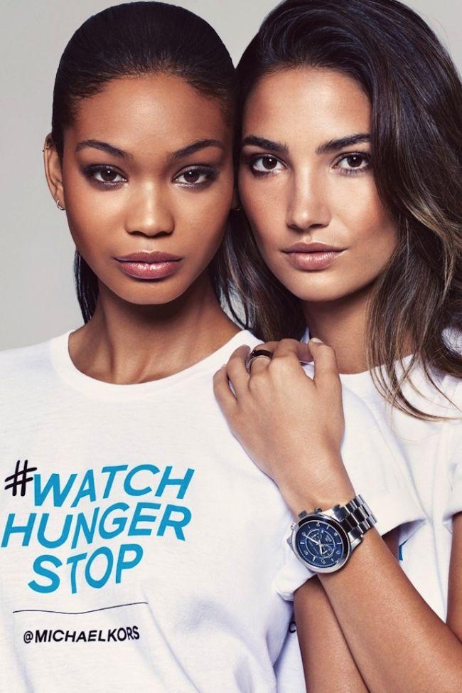 """<!--:bg-->""""Watch Hunger Stop"""" или една благотворителна модна кампания<!--:-->"""