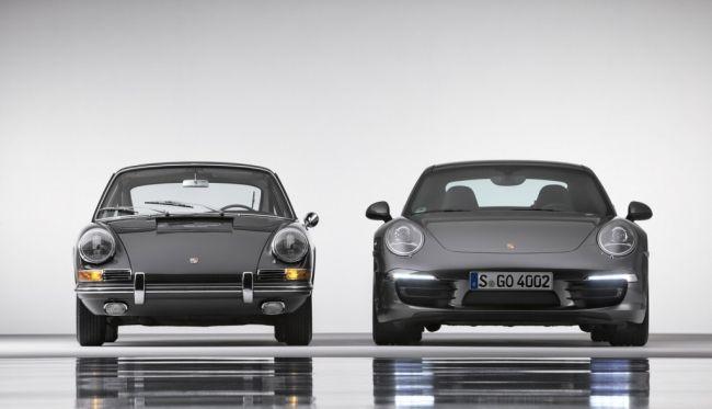 <!--:bg-->PORSCHE направиха достойна реклама за 50-годишнината на модела 911<!--:-->