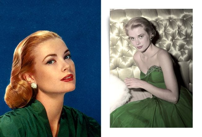 Грейс Кели  – мода в ретроспекция от снимки