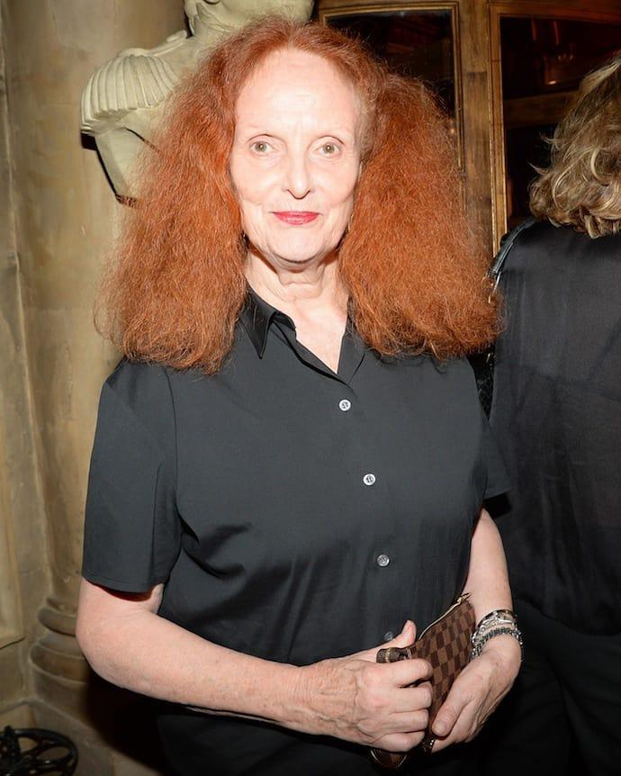 Огнената стихия на Vogue: Грейс Кодингтън