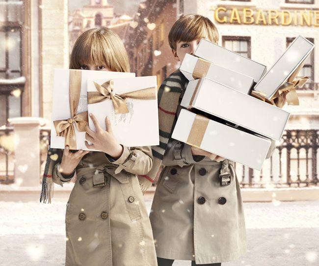 <!--:bg-->Burberry With Love за Коледа<!--:-->