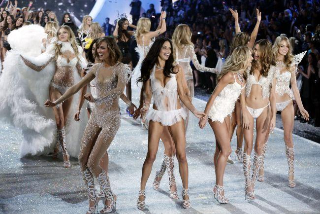 <!--:bg-->Victoria's Secret с нова порция блясък, адреналин и ангелски криле<!--:-->