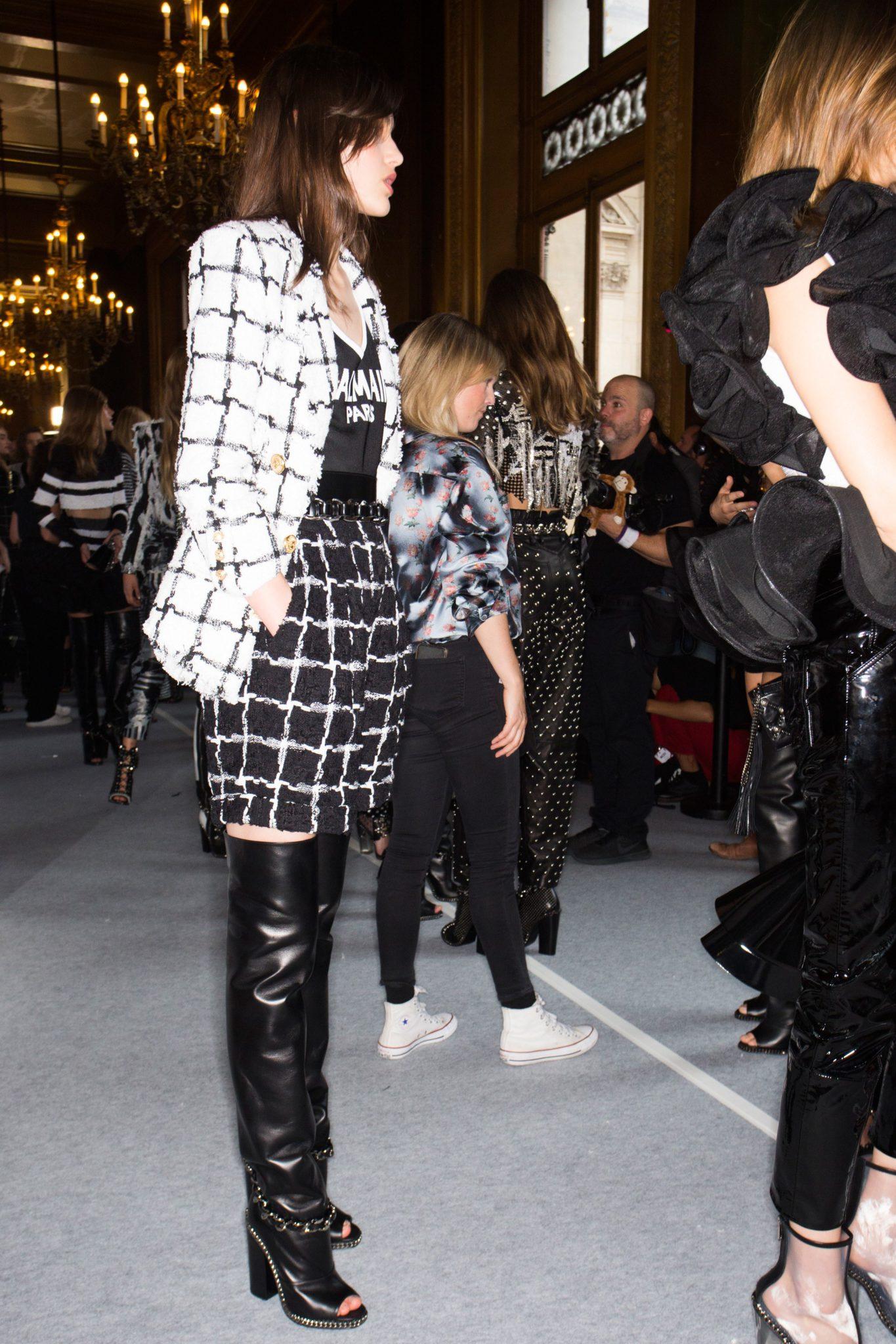 Най-високите от модата на високите ботуши!