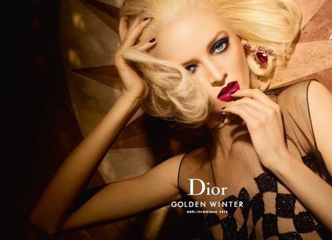 Златната зима на Dior