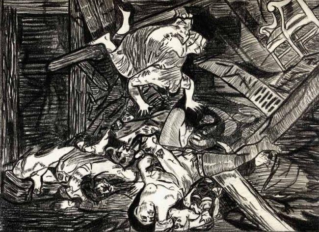 Франсиско Гоя и различният му поглед към войната