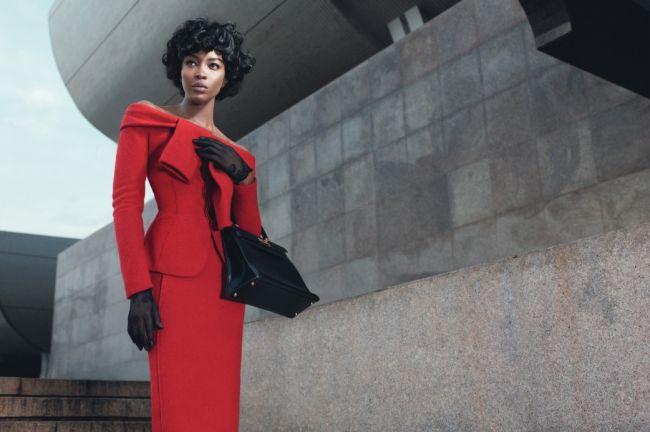<!--:bg-->Наоми Кембъл за W Magazine – първа дама на модата<!--:-->