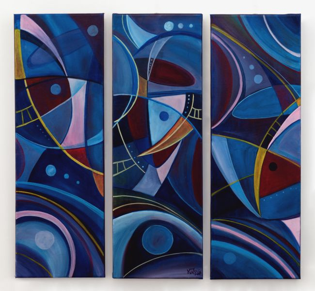 "Катерина Креовска: ""Изкуството е духовна потребност"""