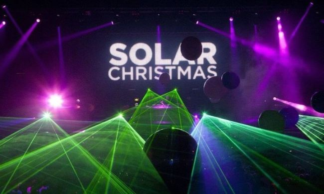 SOLAR CHRISTMAS представя Mark Knight, Kosheen, MC Gee и…