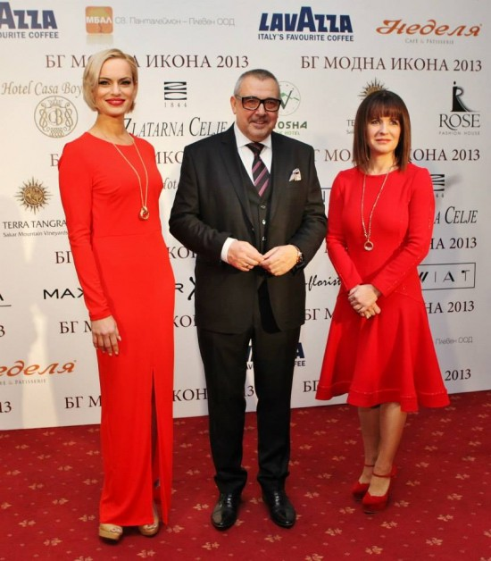 17 Best Images About Fashion Monitor Journalism Awards: Най-елегантните българи за 2013