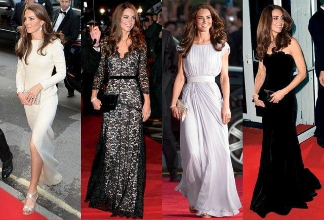 Херцогиня Катрин – модната икона на Великобритания