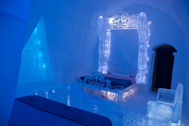 """""""Замръзналото кралство"""" оживява в хотелска стая"""