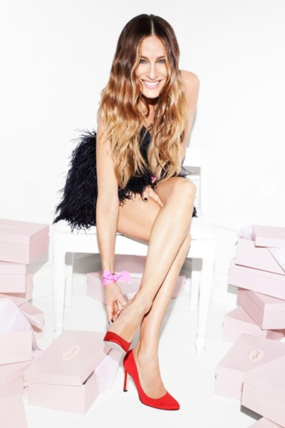 <!--:bg-->Дебютната колекция на Сара Джесика Паркър. За обувките с любов<!--:-->