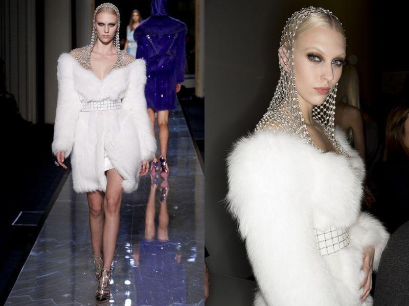 Донатела подари уникално палто на Лейди Гага