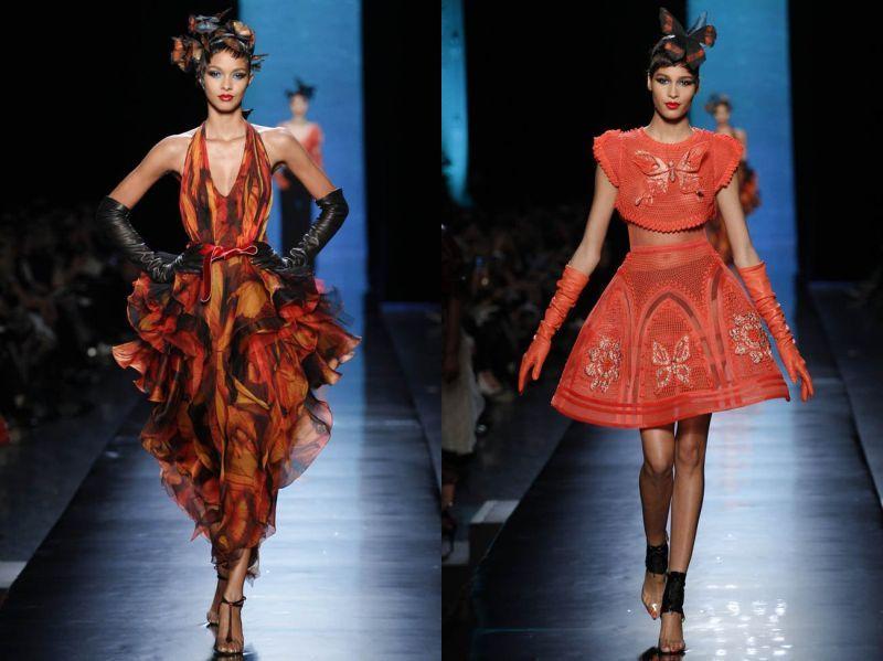 <!--:bg-->Пеперуди и жени –  модната метаморфоза на Готие по сюжети от Haute Couture<!--:-->