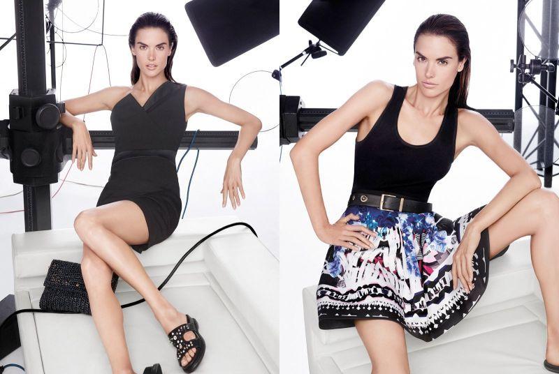 <!--:bg-->Красива модна фотография и един не толкова добър детайл с Алесандра Амброзио<!--:-->