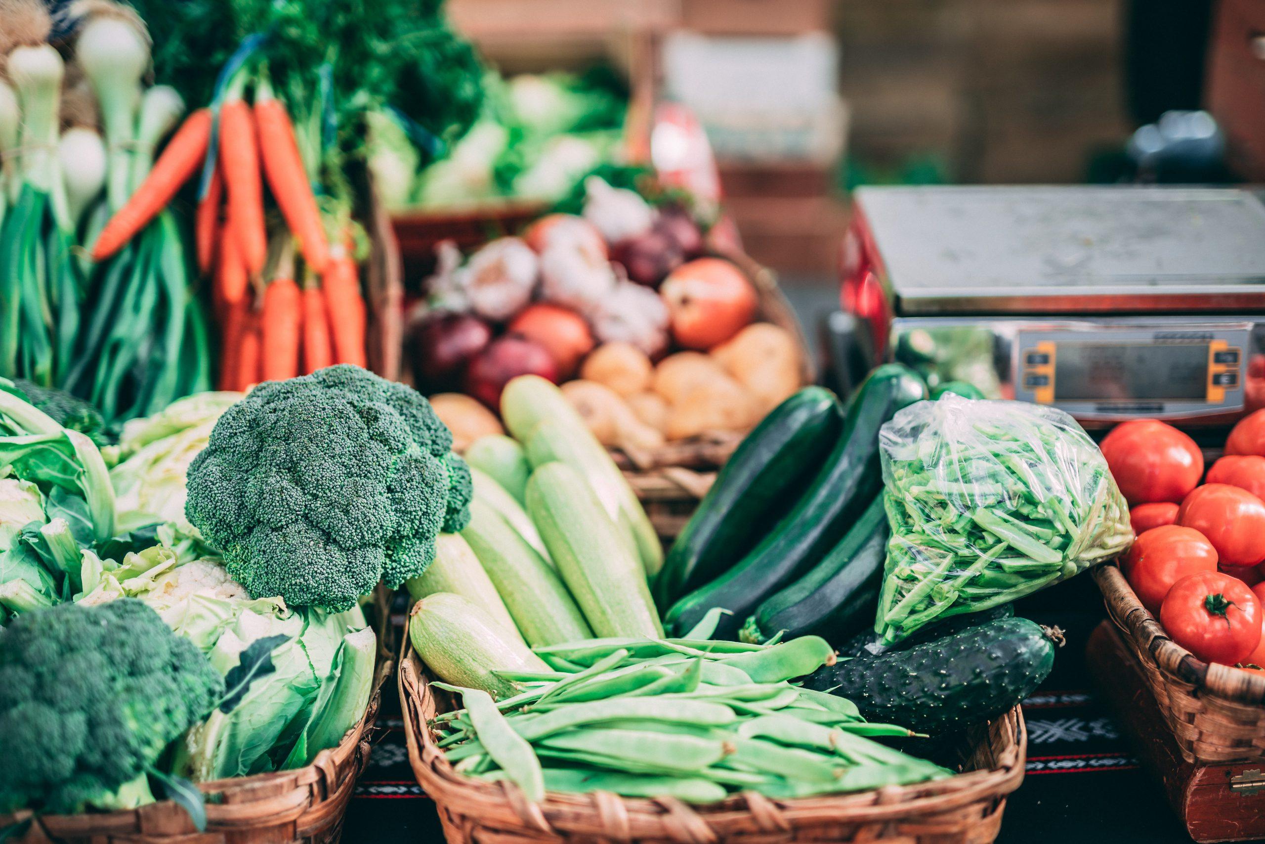 Зеленчуците на зимата и полезните им свойства
